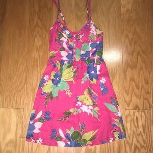 Floral Dress, Size XS